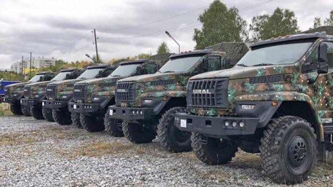 Филиппинская полиция закупила российские грузовики