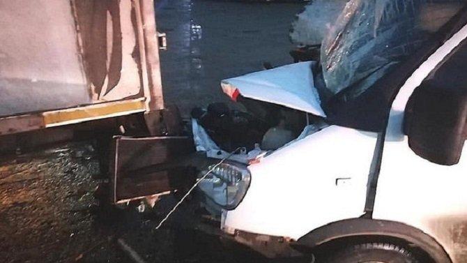 В ДТП в Башкирии погиб молодой пассажир «Газели»