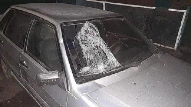 В Башкирии пьяный водитель сбил трех пешеходов