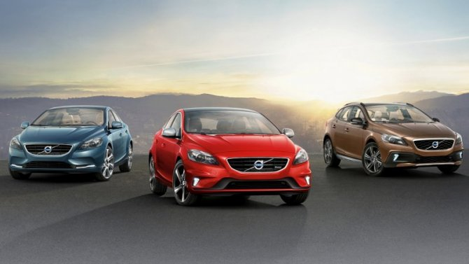 Скорость автомобилей Volvo ограничат до180 км/ч