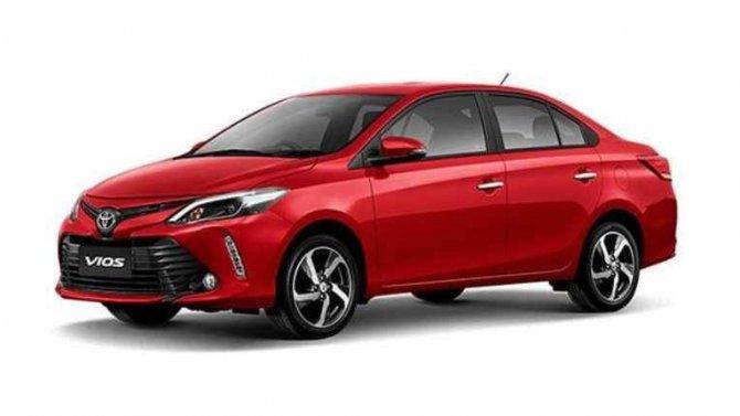 Обновлён бюджетный аналог Toyota Yaris