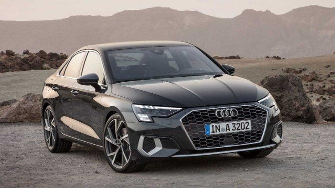 Представлен новый Audi A3