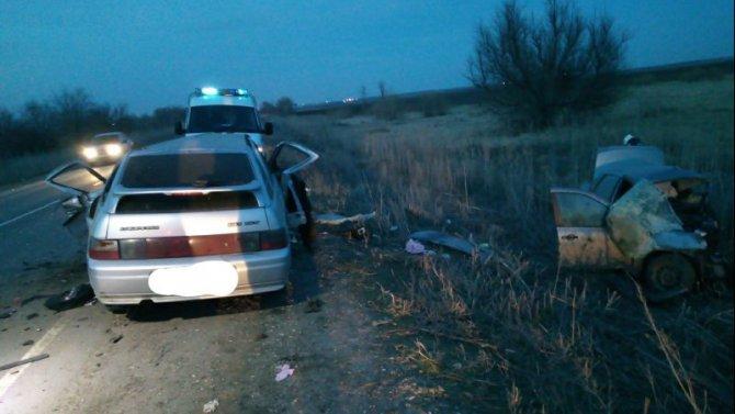 Два водителя погибли в ДТП в Новокуйбышевске