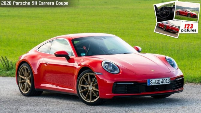 Падение рубля: вРоссии подорожали Porsche 911