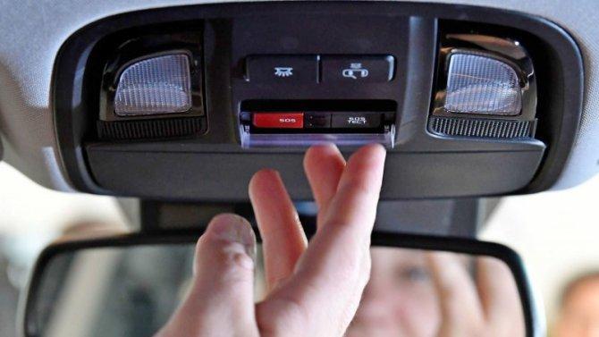 Пандемия: предложено отложить установку аппаратуры спутниковой навигации ГЛОНАСС на новые автомобили