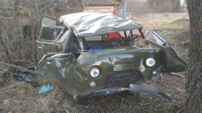 В ДТП в Тверской области погибли оба водителя