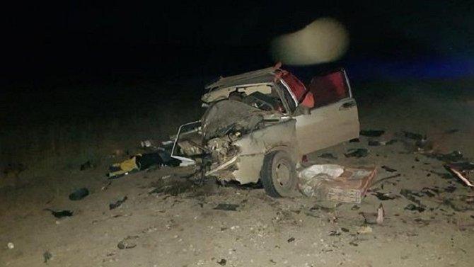 В ДТП в Самарской области погибла женщина