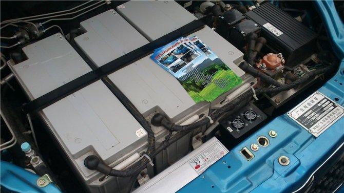 ВКитае созданы сверхпрочные батареи для электромобилей
