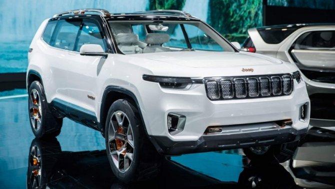 Пандемия: отложен показ нового Jeep Grand Cherokee