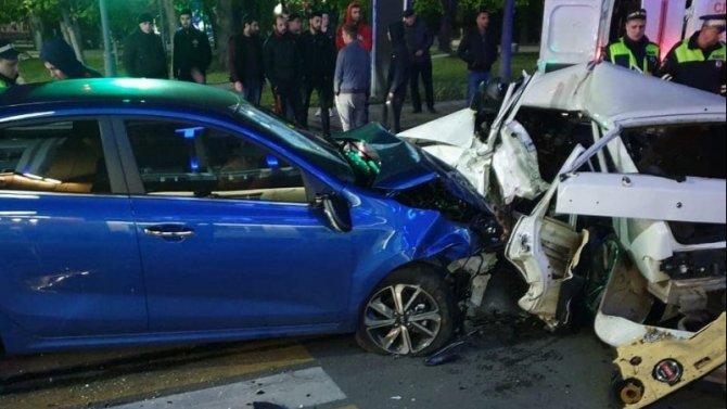 19-летний водитель погиб в ДТП в Новороссийске
