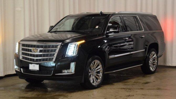 Пандемия: Cadillac начал онлайн-продажи вРоссии