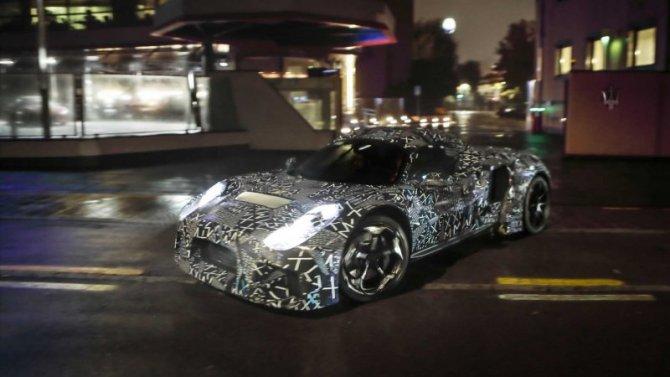 Maserati MC20: стало известно, что будет под капотом