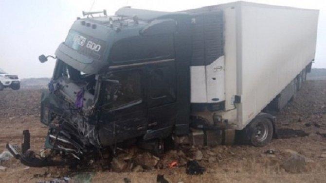 В ДТП с грузовиком в Могойтуйском районе погиб человек