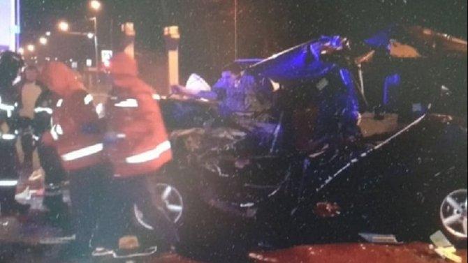 Пять человек пострадали в ДТП с микроавтобусом в Чувашии