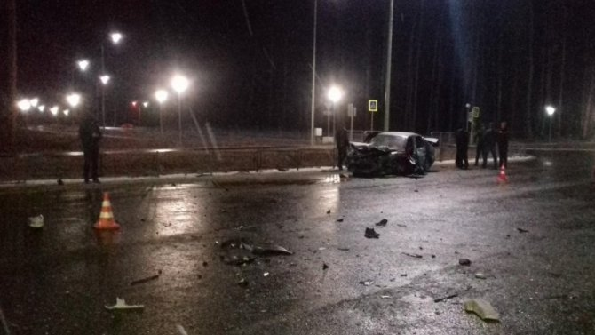 В ДТП в Сарове погиб человек