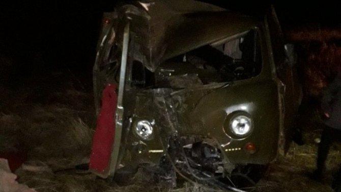 В ДТП под Омском по вине водителя без прав погиб человек