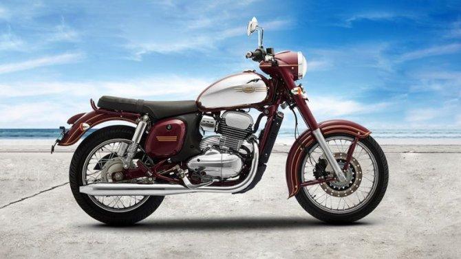 Мотоциклы Jawa будут продаваться вЕвропе
