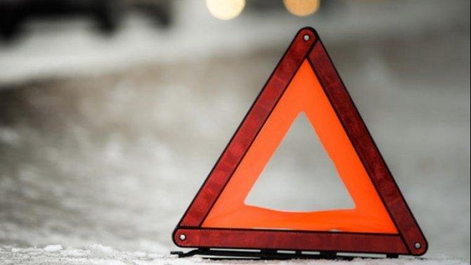 Под Читой в ДТП пострадали женщина с двумя детьми