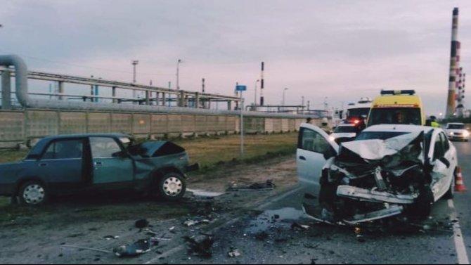 В ДТП в Киришском районе Ленобласти погиб человек