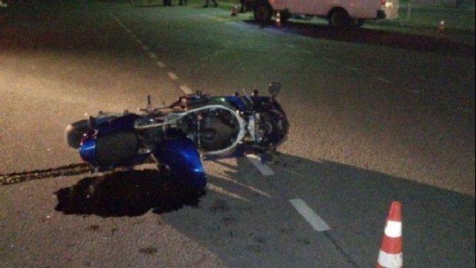 Мотоциклист погиб в ДТП в Тверской области
