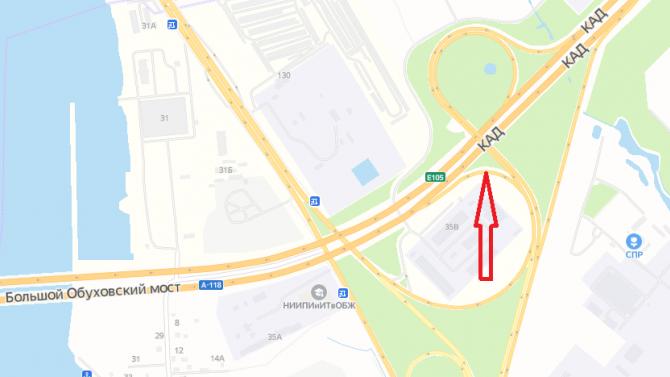 ВПетербурге продолжают ремонтировать КАД несмотря накоронавирус