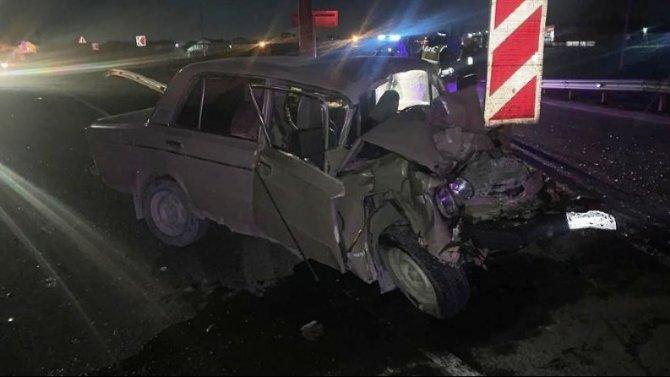 В ДТП вАбинском районе погиб мужчина