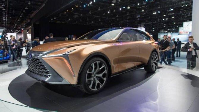 Что известно о новом флагманском кроссовере Lexus?