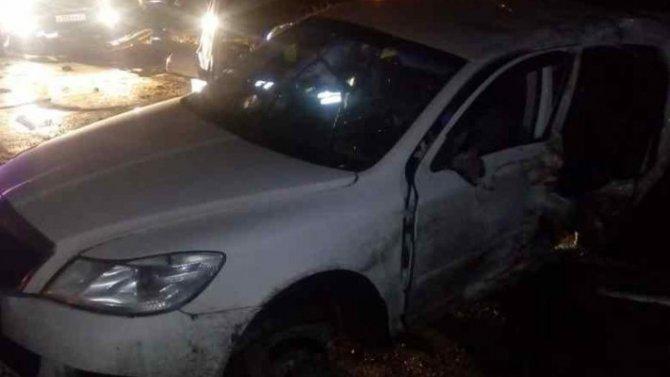 В ночном ДТП в Великом Новгороде погиб человек