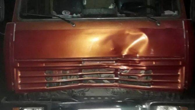 На Кубани КамАЗ насмерть сбил пешехода