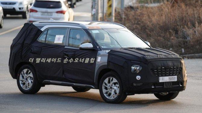 Hyundai Creta получил удлинённую версию