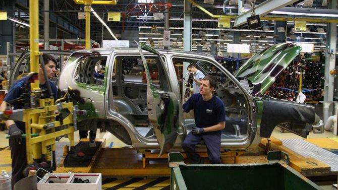 Как сейчас выпускается Chevrolet-Niva