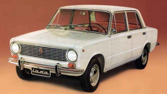 «ВАЗ-2101» иFIAT 124: былали «Копейка» копией?