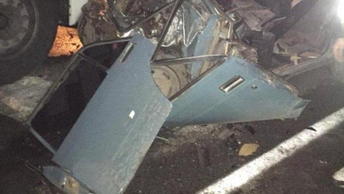 В Орловской области в ДТП погиб человек