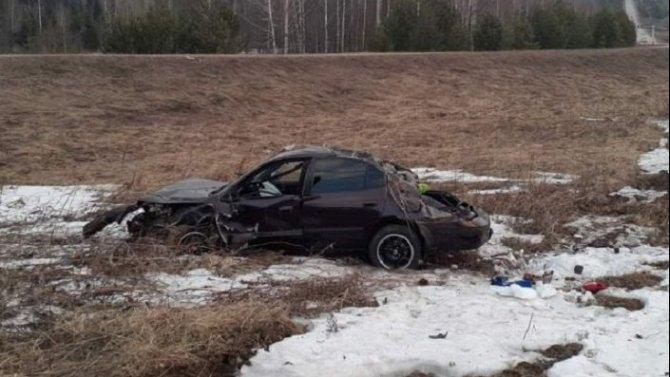 В ДТП в Чайковском погиб человек