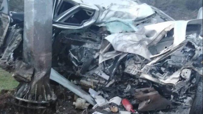 Водитель погиб в ДТП в Оренбургском районе