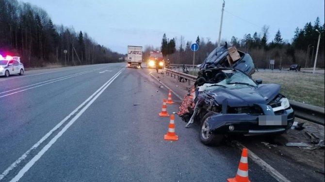 В ДТП в Тверской области погибли два человека