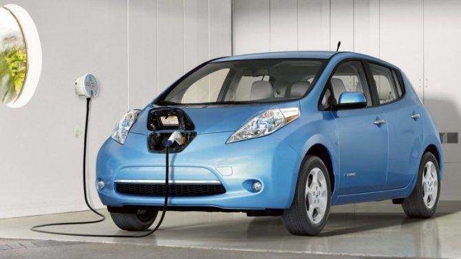 В России отменят таможенные пошлины на электромобили