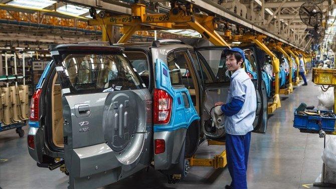Пандемия: граждане Китая получат средства наприобретение автомобилей