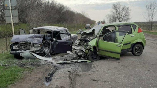 Женщина погибла в ДТП в Калачеевском районе