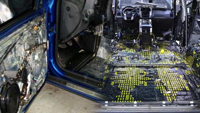 Шумоизоляция автомобиля, зачем это нужно?