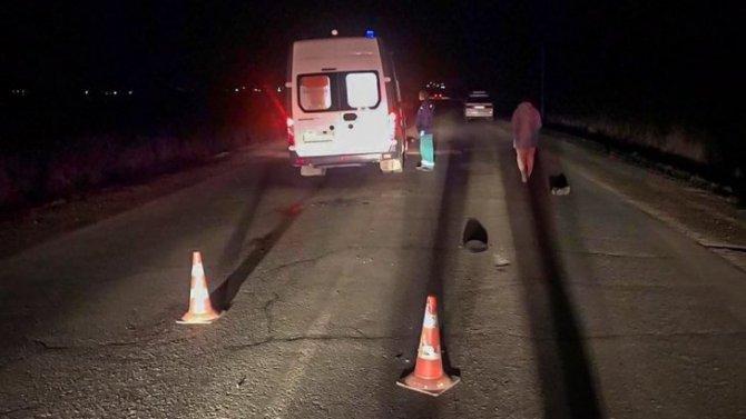 Под Иркутском мужчину насмерть сбили две машины
