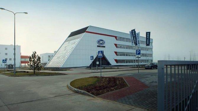 Пандемия: вБеларуси остановят выпуск автомобилей Geely