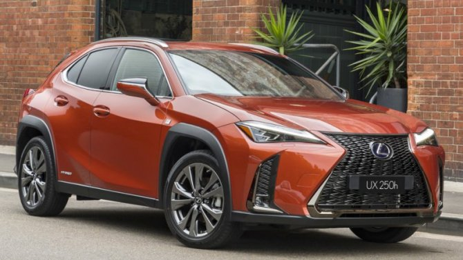 Падение рубля: изменены рублёвые цены наавтомобили Lexus