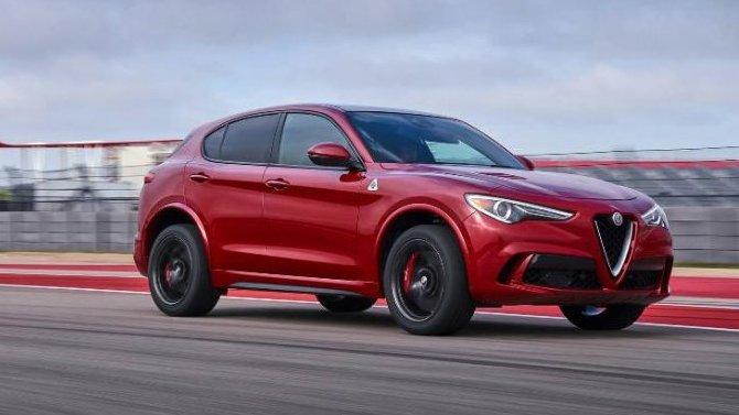 Alfa-Romeo Stelvio неполучит «заряженную» версию GTA