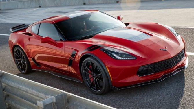 Новый Chevrolet Corvette: известна мощность