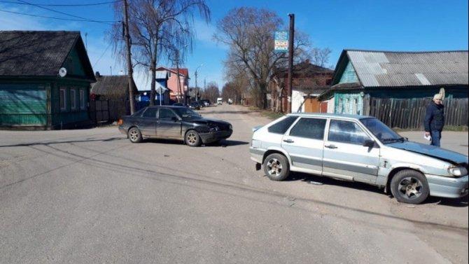 Девочка пострадала в ДТП в Тверской области