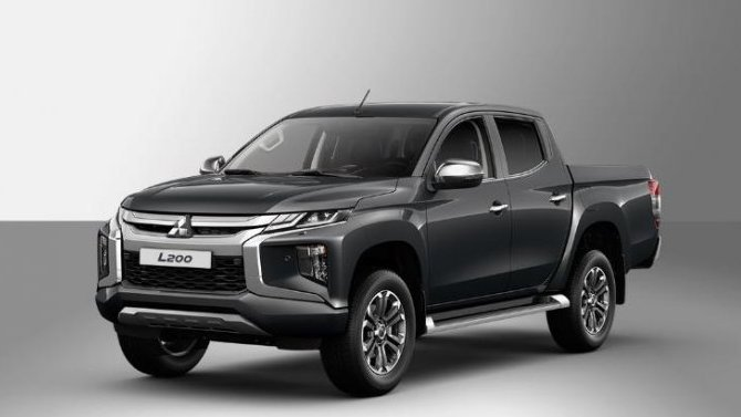 Падение рубля: выросли цены натри модели Mitsubishi
