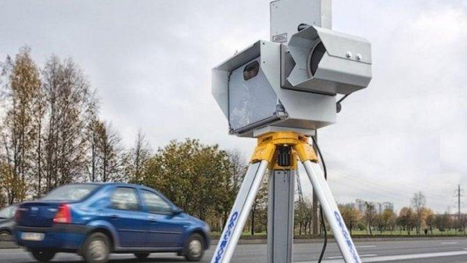 Штрафы, выписанные неправильно установленными камерами, хотят аннулировать