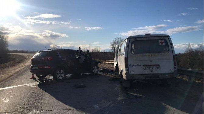 В ДТП в Псковской области погиб человек