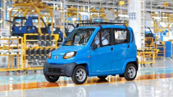 Россию покинул самый дешевый вмире автомобиль